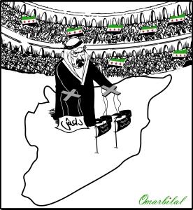 ألعوبة السعودية في سوريا
