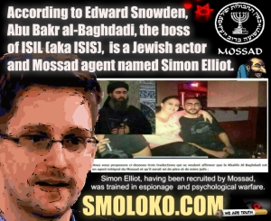 Snowden exposes al Baghdadi