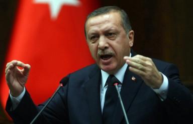 Turkish president Recip-Tayyip Erdogan